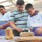 ISRO scientists