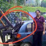 ISRO engineer