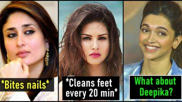 Strange habits of Female Actors in Bollywood film industry