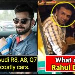 Cricketers and their Costliest Cars, take a look at Dravid's car collection