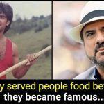 Celebrities who were Waiters before they became famous, details inside