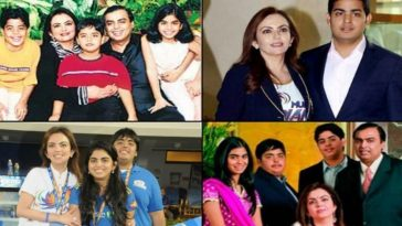 Childhood pictures of Mukesh Ambani's children, catch full details