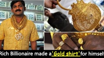 Pune based businessman Datta Phuge did a crazy thing to impress the ladies