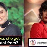 Kareena Kapoor mocked Priyanka's accent; she gave an epic reply