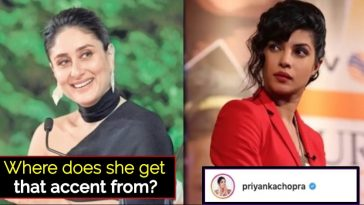 Kareena Kapoor mocked Priyanka's accent; she gave an epic reply