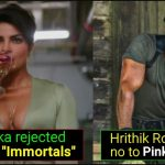 10 Bollywood Stars who rejected Hollywood Movies like a Boss