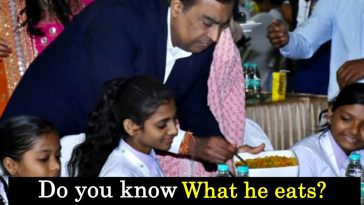 India's richest man Mukesh Ambani is purely vegetarian, eats very simple food