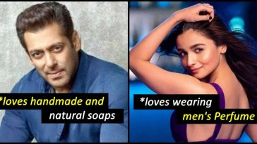 10 odd habits of Bollywood actors that will leave you surprised!