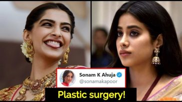 """Honestly, lots of people look really scary!"" - Sonam Kapoor on actresses having 'Plastic Surgeries'"