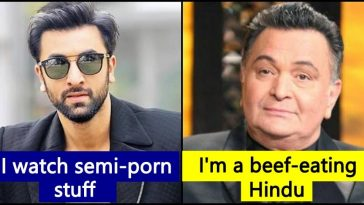 Father & Son: When Rishi Kapoor and Ranbir Kapoor made controversial one-liners