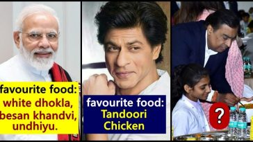 Big personalities and their favourite food items, read everything in detail