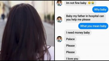 Foreign girl blocks Pakistani lover soon after receiving money from him