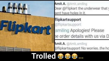10 instances when Customers trolled Flipkart badly, check out hilarious tweets
