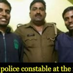 Twin sons of constable became high-ranking govt officers, the youth congratulates them