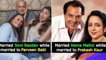 6 Bollywood Stars Who Married Twice Without Divorcing Their First Wives