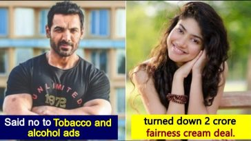 Popular Celebrities who turned down big brand endorsements, catch details