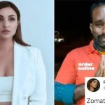 'If he is innocent, penalise the woman': Parineeti on Zomato delivery man case