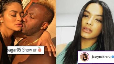 Guy posts dirty comment on Russell's wife; Lora shuts him down
