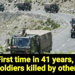China officially admits 5 PLA soldiers killed