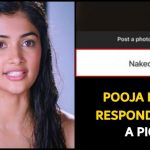 Pervert asks Pooja Hegde for 'naked' pic, here's what she shared