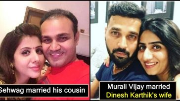 5 Cricketers Who Married Their Friend's Wife Or Relatives, read details