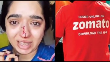 Watch: Bengaluru woman alleges Zomato delivery man assaulted her