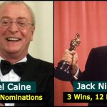 16 Actors who won the highest number of Oscars in history