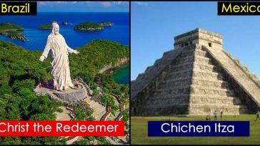 Seven Wonders of the World | 2021