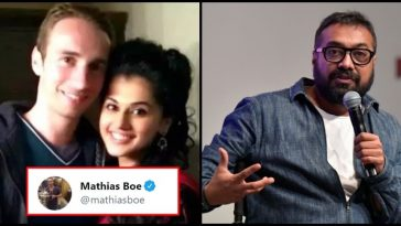 Taapsee Pannu's Boyfriend react to IT Raids, read details