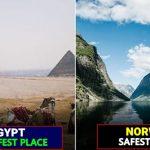 World's most safest and unsafest travel destinations, read details