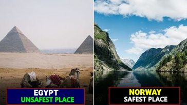 World's most safest and unsafest travel destinations, read details