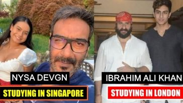 Star Kids Who Are Studying Overseas, But Will Make Their Bollywood Debut Soon