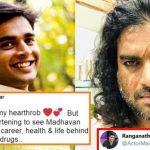 Madhavan Shuts Down Troll Who Calls Him Addicted To Substances