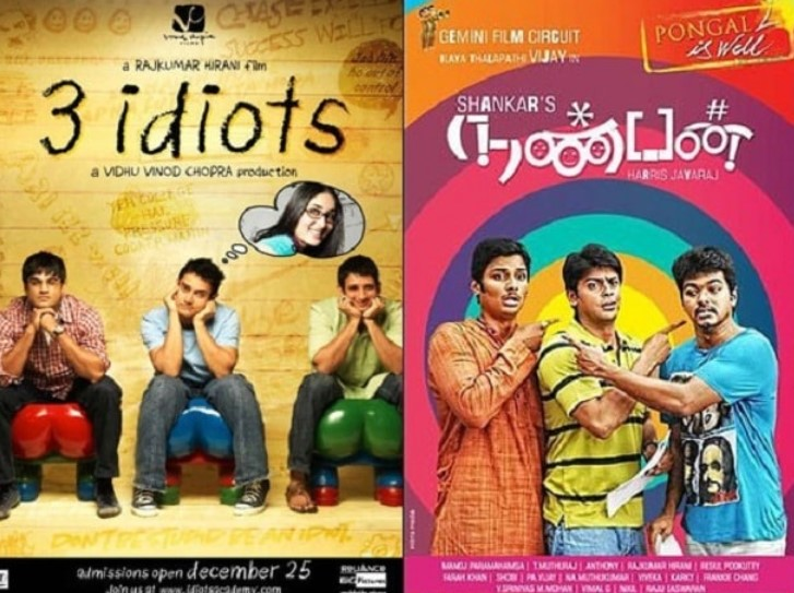 10 Bollywood Movies That Were Remade By South Film Industry