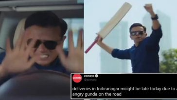 Zomato's tweet on Rahul Dravid's new Ad went viral on the internet, catch details
