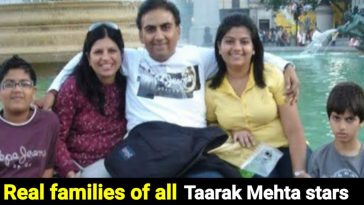 Meet Real families of 'Taraak Mehta' stars, check out what they do
