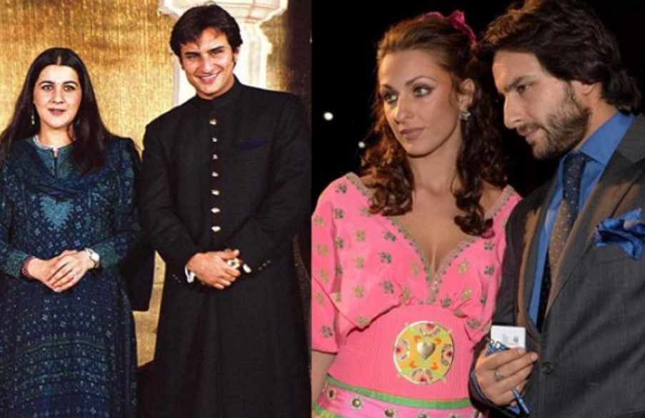 Bollywood Actresses accused of being the third barrel in a different marriage