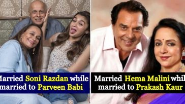 6 Big Actors Who Married Two Times Without Divorcing Their First Wives, Catch Details