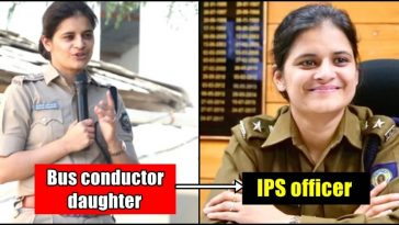 From Bus Conductor's Daughter To IPS Officer - Read How She Cracked UPSC Exam