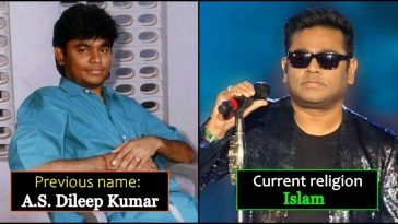 Facts about A.R. Rahman only 1 out of 100 people would know
