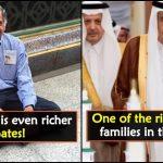 A quick comparison between Ratan Tata and massive Saudi Arabian Saud Family wealth