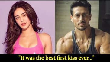 """Tiger Shroff is a great kisser"" - Ananya Pandey says she can vouch for that"