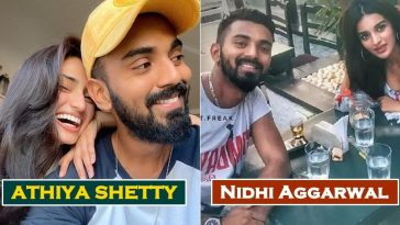 5 Bollywood Actresses With Whom KL Rahul Has Previously Been Linked