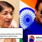 Adnan Sami Gives Epic Reply To A Girl Who Tries To Insult Lata Mangeshkar