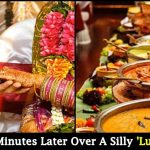 Indian Couple get married, get divorced minutes later over a silly 'Lunch Fight'