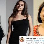 Here's how Madhu Chopra reacted to Priyanka and Deepika's outfit comparison