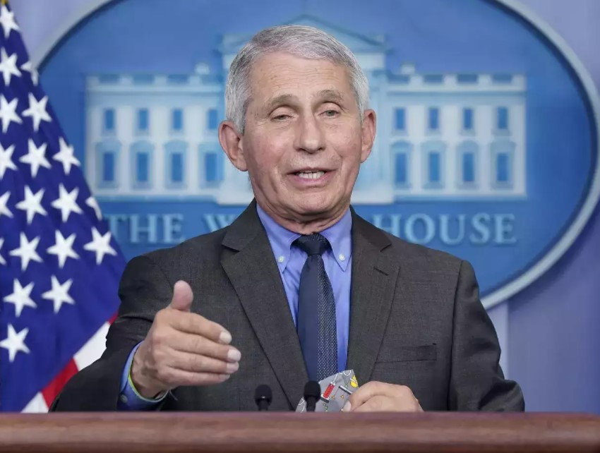 India's Covaxin is strong enough to neutralise 617 types of Covid Virus: says White House Chief Medical adviser
