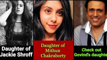 List of 13 most beautiful daughters of Bollywood stars, check out the full list