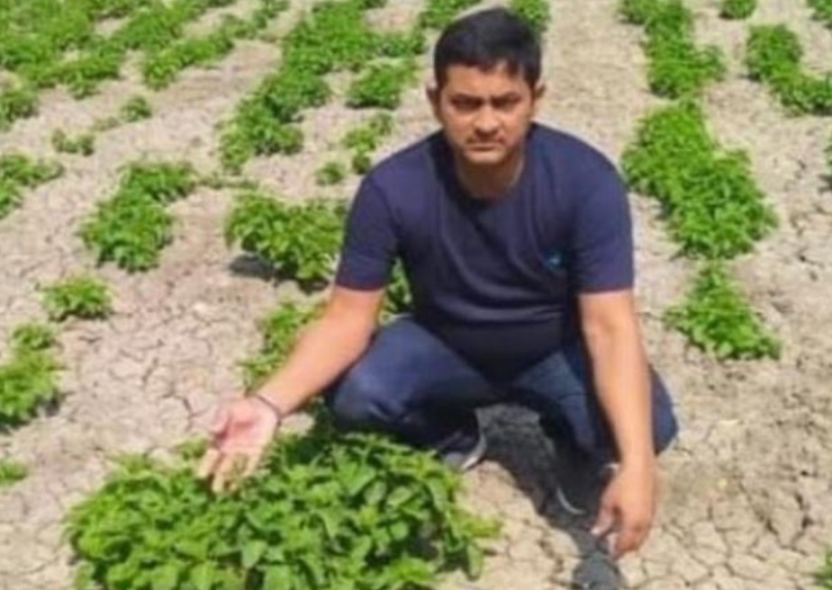 Bihar Farmer grows a vegetable that costs ₹85,000 a kg, can you guess its name?
