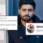Female fan tried to mess with Abhishek Bachchan on Twitter and this is how he replied!